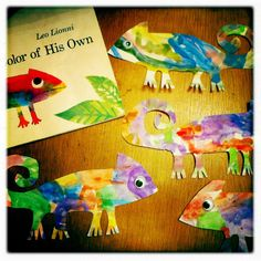 art from a color of his own - A Color Of His Own Book