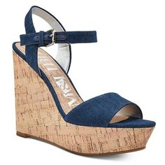 Women's Sam & Libby Kaylin Quarter Strap Sandals