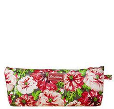 Long Cosmetic Bag – Lou Harvey USA Cosmetic Bag, Cosmetics, Usa, Bags, Accessories, Handbags, Makeup Pouch, Taschen, U.s. States