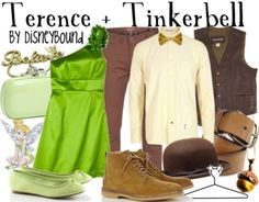 Terence & Tinkerbell <3