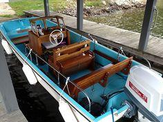 1968 Boston Whaler Eastport 17 | eBay