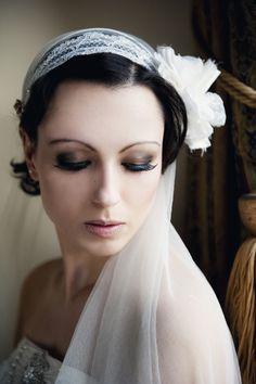 Oh how I love a Juliet Veil.