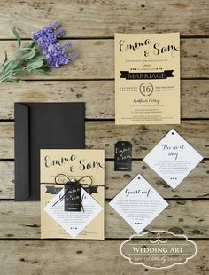 Custom designed wedding invitations & stationery at affordable prices. Thank you cards, place cards and seating plans and so much more! Kraft Wedding Invitations, Wedding Invitation Design, Wedding Art, Rustic Wedding, Wedding Invitation Inspiration, Thank You Cards, Place Cards, Custom Design, Stationery