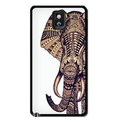 Elephant Aztec Samsung Galaxy S3 S4 S5 Note 3 Case