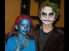 Image result for joker face paint