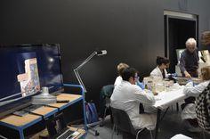 """Laboratori, prove pratiche e cantieri della Scuola di Restauro """"Andrea Mantegna"""" - Piazzola sul Brenta (PD)"""