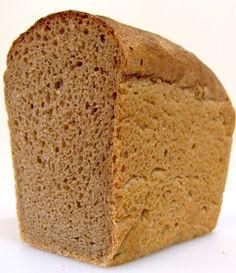 «  Заварной пшенично-ржаной хлеб     »