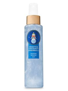 8d851f9674 Signature Collection Frosted Coconut Snowball Diamond Shimmer Mist - Bath  And Body Works Coconut Snowballs