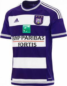 56786463d4 Anderlecht 2015-16 adidas Home Kit Camisas De Futebol