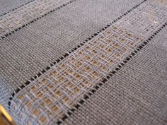 Marlborough Weavers: Another subtle colour combination from Judy