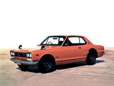 NISSAN Skyline GT-R (KPGC-10) (1971 - 1972)