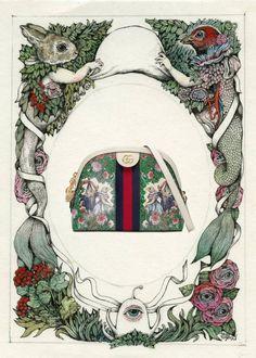 Japanese Illustration, Illustration Art, Sketchbook Inspiration, Art Club, Botanical Gardens, Cover Art, Gucci, Museum, Rock