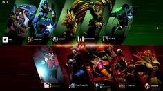 DOTA 2 - New Pre Game with Cool Load Screen Animation
