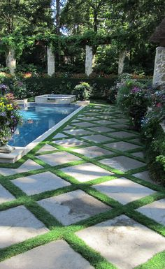 47 Comfy Outdoor Garden Ideas With Small Pool. 47 Comfy Outdoor Garden Ideas With Small Pool. Choosing the right pool takes careful consideration as it is an expensive undertaking and will become a permanent feature of […] Outdoor Rooms, Outdoor Gardens, Outdoor Living, Kleiner Pool Design, Small Pool Design, Small Pools, Plantation, Patio Design, Backyard Designs