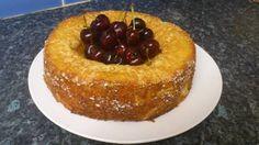 Moist Pineapple Cake