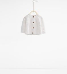 Image 2 of Buttoned cardigan from Zara