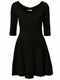 Cacharel Party Dress in black