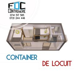 Casuta dintr-un container cu loc pentru 4 paturi sau mai putine si toaleta proprie.  #fabricatinromania🇹🇩 #container #modular #modularcontainer #containerarchitecture #tinyhouse #containerhouse #smartliving #smartcity #containerlife #containerliving #sustainableliving #sustainability #containerbuilding #ecology #smartway #3dmodeling #3dmodeling #fabricadecontainere #containerefdc