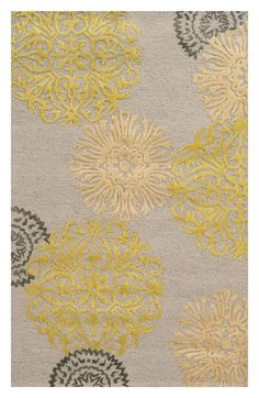 Rizzy Home 'Eden Harbor' Hand Tufted Wool Area Rug available at #Nordstrom