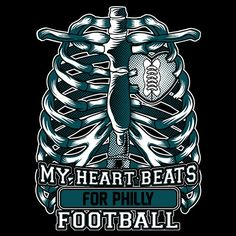 My Heart Beats for Philly Football