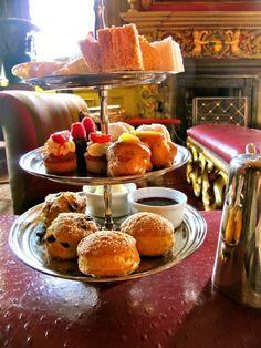 For an unforgettable afternoon tea in Edinburgh, a visit to the Prestonfield is… Jam Tarts, Royal Tea, Finger Sandwiches, Tea Culture, Cream Tea, Afternoon Tea Parties, Cuppa Tea, My Cup Of Tea, Afternoon Tea