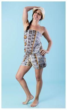 Mono short boho hippie gypsy style