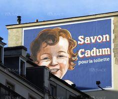 cadum | France-Monde | Bébé Cadum a cent ans