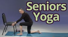 Third Age Yoga with Andy Gilats   Episode 1 of 2 - Yoga for seniors