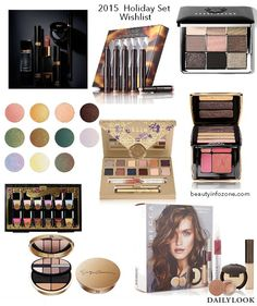 Beautysets - 2015 Holiday Wishlist