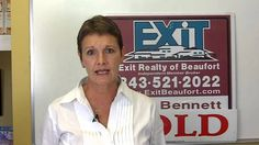 Shelia Bennett shares a video about the intention of Exit Realty Brokerage in Beaufort South Carolina; hope you watch it and share your thoughts. #BeaufortRealEstate https://www.youtube.com/watch?v=8P5enlG_1zg&list=UUFHctujosXrmsMaT2-xtwTg