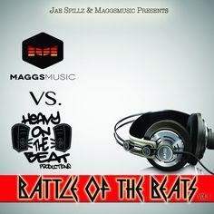 Battle Of The Beats Vol by MaggsMusic & Heavy on the Beat The Black Keys, Mixtape, Beats, Third, Battle, Album, Card Book