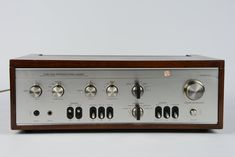 Luxman L-507 integrated amplifier