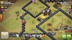 [misc] Clanmate KOd the enemy king right as he jumped a wall.