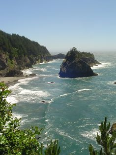 Rugged Coastline Oregon  *dansuehath