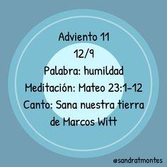 #Adviento11