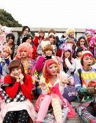 Harajuku Fashion Pictures of Colorful Japanese Street Fashion on Parade
