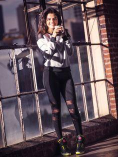 Selena Gomez  «Adidas» 2015