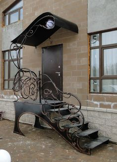 Ковка от Вологодского кузнечного двора