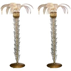 Pair of alberto dona glass lamps signed from antiques of river pair of alberto dona glass lamps signed from antiques of river oaks on 1stdibs antique and vintage lighting pinterest antique furniture mozeypictures Images