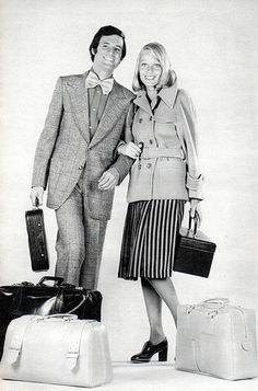 The 1970s-1974 Jours de France-Autumn fashion