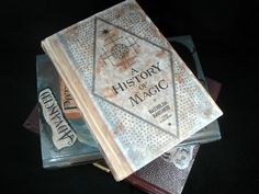 Harry Potter a history of magic text book and printables