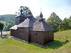 Korejovce Muzeum.SK - Drevené kostolíky na Slovensku