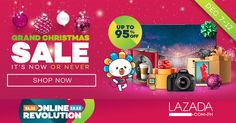 Get a discount of up to 95% on Fragrances at Lazada Online Revolution Sale. So shop now and grab the discount! #Lazada #Offer #Paylesser Why pay more?