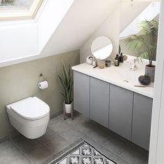 50 bathroom design ideas for your inner balance & luxury bathroom design cave im& Loft Ensuite, Loft Bathroom, Bathroom Toilets, Modern Bathroom, Small Bathroom, Classic Home Decor, Classic House, Bathroom Design Luxury, Beautiful Bathrooms