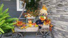 My fall wagon