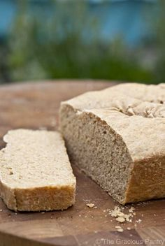 Clean Eating Breakfast Bread. Sounds like a good bread period.