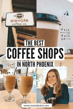 Best Coffee Shop, Coffee Shops, Arizona Travel, Arizona Trip, Around The World Food, Brunch Places, Flight Attendant Life, Travel Inspiration, Travel Ideas