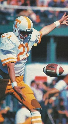 Jimmy Colquitt Tennessee Volunteers Football, Tennessee Football, University Of Tennessee, Vol Nation, Moving To Tennessee, Neyland Stadium, Remember The Titans, Orange Country, Go Vols