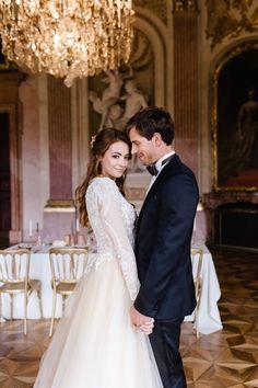 Say YES in Austria Eckartsau | Luxury Destination Wedding Planner Europe Destination Wedding Planner, Plan Design, Austria, Awards, Europe, Weddings, Luxury, Wedding Dresses, Model