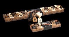 Tartufi -- Italian Truffles with pieces of hazelnuts. Our Flavors include: Dark Chocolate/ Milk/or Stracciatella (Sweet Milk w/ Chocolate). #amorino